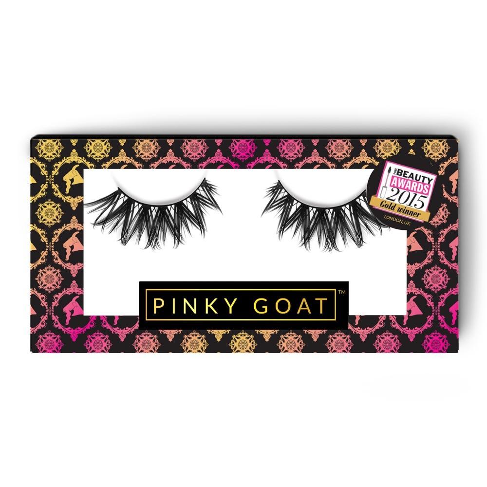 Gene False Banda Pinky Goat Hana