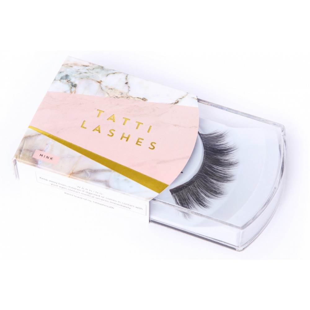 Gene False Banda Silk 3D Tatti Lashes TL38