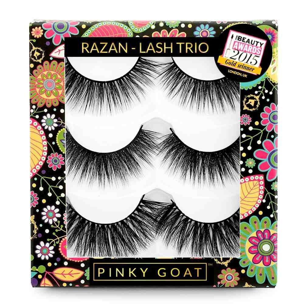 Gene False Banda Pinky Goat Multipack Set 3 bucati RAZAN