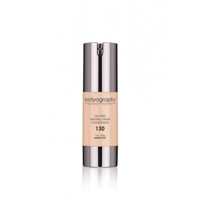 Bodyography Fond de ten Natural Finish 130