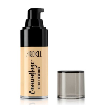 ARDELL BEAUTY CAMERAFLAGE FOUNDATION FOND DE TEN FDT LIGHT 2