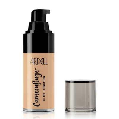 ARDELL BEAUTY CAMERAFLAGE FOUNDATION FOND DE TEN FDT MEDIUM 5