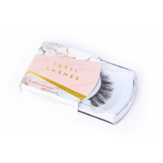 Gene False Banda Silk 3D Tatti Lashes TL31