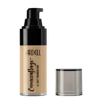 ARDELL BEAUTY CAMERAFLAGE FOUNDATION FOND DE TEN FDT MEDIUM 7