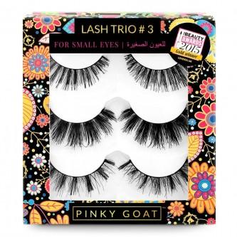 Gene False Banda Pinky Goat Multipack Set 3 bucati TRIO #3