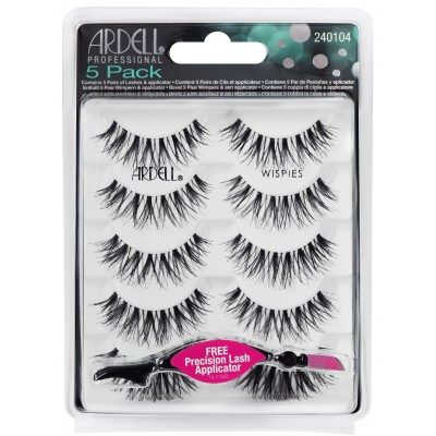 Gene False Banda Ardell Wispies Set Multipack 5 bucati